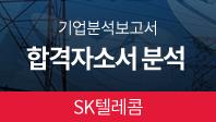 기업분석보고서 6. SK텔레콤, 합격자소서는 왜 합격했을까?