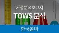 기업분석보고서 5. 한국콜마홀딩스, 기회요인과 위협요인은 무엇인가?