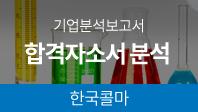 기업분석보고서 6. 한국콜마홀딩스, 합격자소서는 왜 합격했을까?
