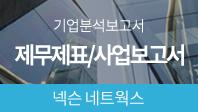 기업분석보고서 3. 넥슨네트웍스, 올해 사업전략은 무엇인가?