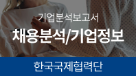 기업분석보고서 2. 한국국제협력단, 최신 트렌드를 알면 합격이 보인다.