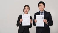 경력직 직장인 85% '자소서 작성 어렵다!'