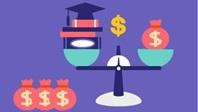 대학생 26.9% '학자금 대출', 인당 평균 대출액 853만원