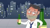 성인남녀 월 평균 음주 횟수 '5.6회'