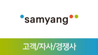기업분석보고서 4. 삼양그룹, 고객/자사/경쟁사를 분석해보자.