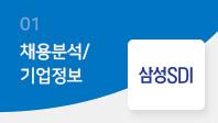 기업분석보고서 1. 삼성SDI, 어떤 사람을 뽑을 것인가?