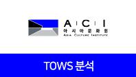기업분석보고서 5. 아시아문화원, 기회요인과 위협요인은 무엇인가?