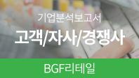 기업분석보고서 4. BGF리테일, 고객/자사/경쟁사를 분석해보자.
