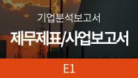 기업분석보고서 3. E1, 올해 사업전략은 무엇인가?