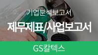 기업분석보고서 3. GS칼텍스, 올해 사업전략은 무엇인가?