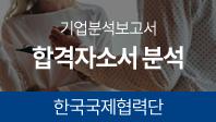기업분석보고서 6. 한국국제협력단, 합격자소서는 왜 합격했을까?