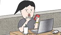 [취준생 공감웹툰] #9. 학교 선배 200% 활용하기