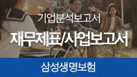 기업분석보고서 3. 삼성생명, 올해 사업전략은 무엇인가?