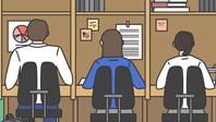 [통계로 보는 취업] 대학생 공감, 도서관러 A to Z