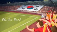 4명 중 1명, 러시아 월드컵 '관람 안해'