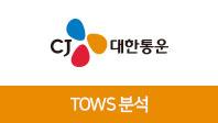 기업분석보고서 5. CJ대한통운, 기회요인과 위협요인은 무엇인가?