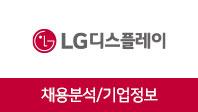 기업분석보고서 1. LG디스플레이, 어떤 사람을 뽑을것인가?