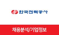 기업분석보고서 1. 한국전력공사, 어떤 사람을 뽑을 것인가?