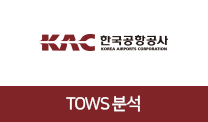 기업분석보고서 5. 한국공항공사, 기회요인과 위협요인은 무엇인가?