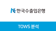 기업분석보고서 5. 한국수출입은행, 기회요인과 위협요인은 무엇인가?