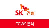 기업분석보고서 5. SK건설, 기회요인과 위협요인은 무엇인가?