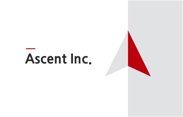 ㈜어센트코리아 기업 로고