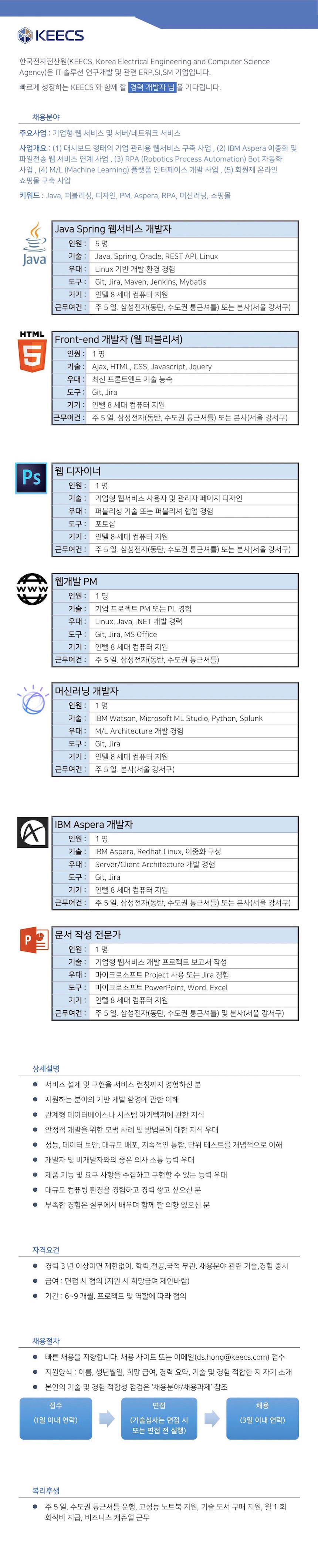 한국전자전산원 채용공고