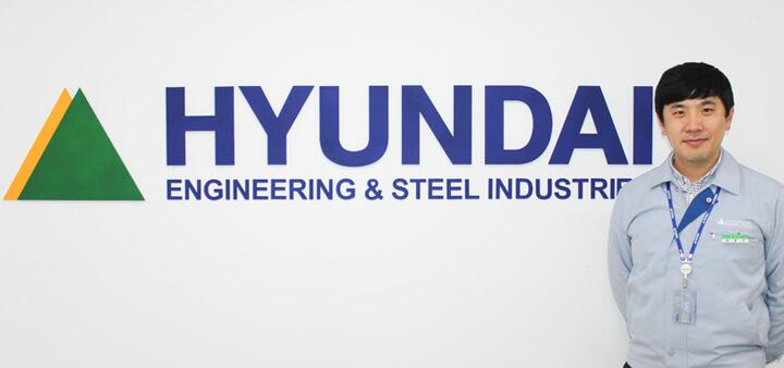현대스틸산업, 선진화된 기술력으로 미래를 선도하다