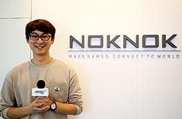 노크노크, 철저한 시장분석을 통해 트렌디한 게임을 제작하는 게임 기획자