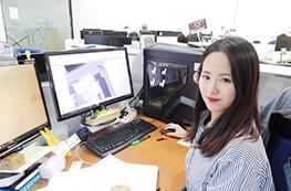 고도의 집중력과 정보 분석·활용 능력을 필요로 하는 반도체기술 연구원