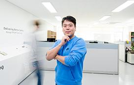 토탈 레이더 교통 솔루션 업체의 기술 개발자