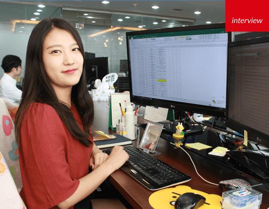 코리아센터닷컴 광고사업본부 김학성 과장