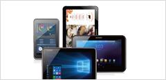 비즈니스 태블릿 이미지