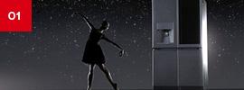 LG전자 시그니처 냉장고 광고