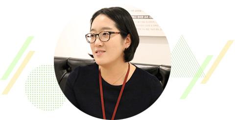 본아이에프 인재개발팀 최보리 팀장