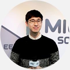 엠아이큐브솔루션 R&D팀 / 김태환 사원