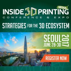 인사이드 3D프린팅 컨퍼런스 & 엑스포 2017