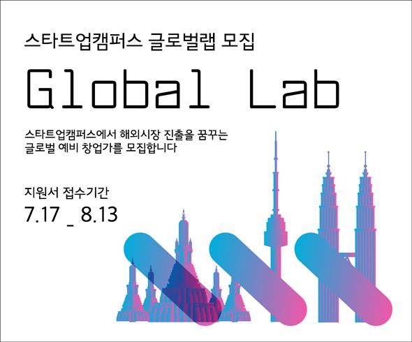 해외진출을 꿈꾸는 청년을 위한 `Global Lab` 모집