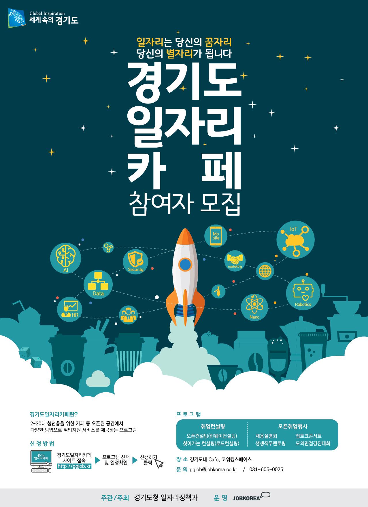 2017 경기도일자리카페