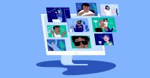 온라인 회의기술 ①아마존의 진짜 회의와 온라인 회의 에티켓